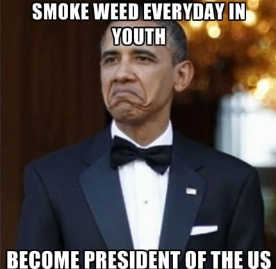 President Obama On Smoking Pot- I Dont Think Is More Dangerous Than Alcohol