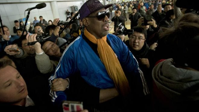 Rodman apologizes for not helping US missionary