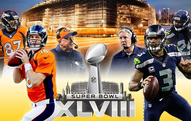 NFL Super Bowl XLVII Sunday, February 2, 6:30 PM MetLife Stadium, East Rutherford, New Jersey