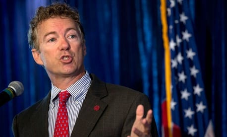 Sen. Rand Paul to sue over NSA spying practices