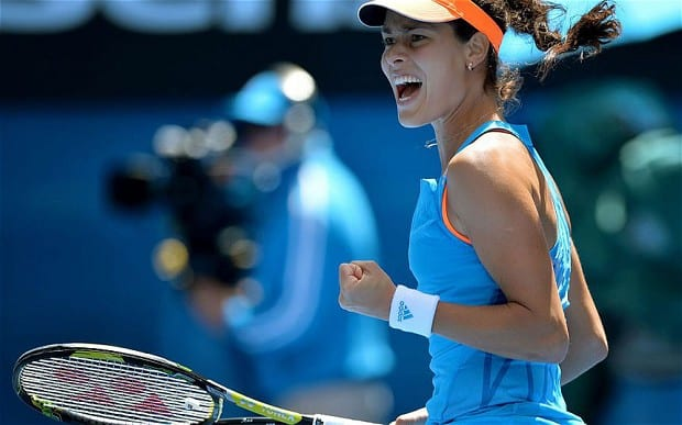 Top-seeded Serena Williams loses to Ana Ivanovic in Australian Open