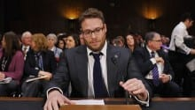 Actor Seth Rogen Shares a Heartbreaking Tale Before the United States Senate Hearing on Alzheimer's Research