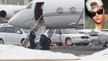 Bieber could face prison over 'pot' plane