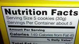 FDA proposes food label changes