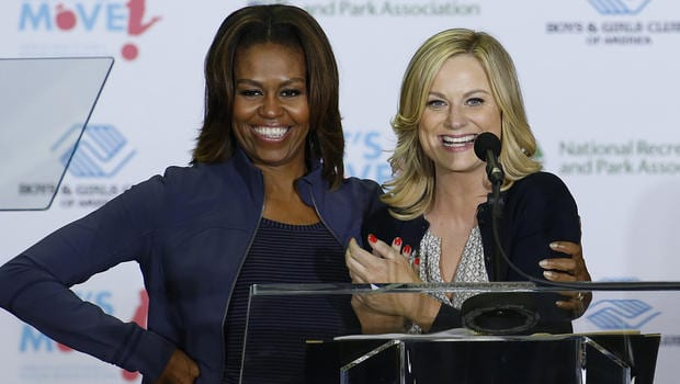 Michelle Obama to Appear on Parks and Recreation