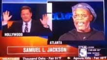 Samuel L. Jackson Blasts Journalist for confusing him with Laurence Fishburne