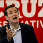 Ted Cruz Wins Unofficial Straw Poll To Be 2016 GOP Nominee