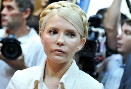 Ukraine's ex-PM Tymoshenko freed from prison