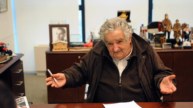 Uruguay Pres. up for Nobel Peace Prize for marijuana legalization