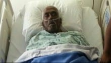 Elderly man wakes up in body bag in Mississippi funeral home