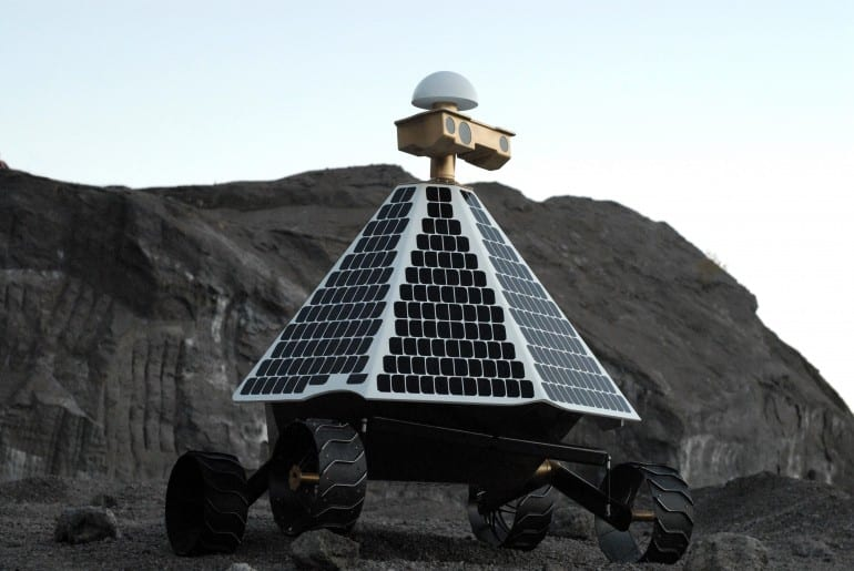Five Finalists Selected For The Google Lunar XPrize Competition
