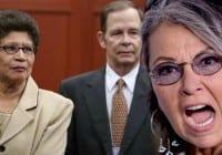 George Zimmerman's parents sue Roseanne Barr over 'vigilante' comments on Twitter