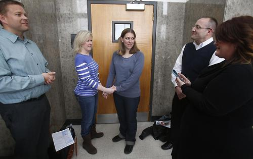Holder- Michigan same-sex marriages will be recognized