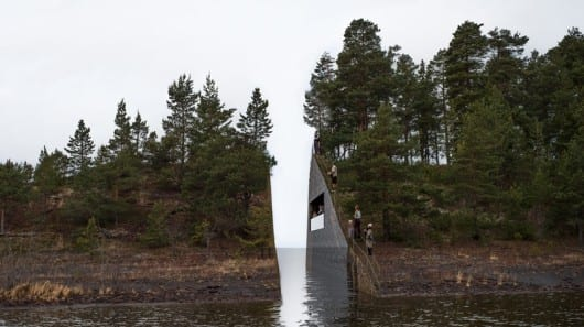 'Memory Wound' to honor victims of Norway massacre