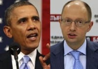 Obama to host new Ukrainian PM at White House