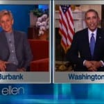 President Obama Appears on the Ellen Show [VIDEO]