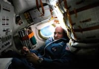 Scott and Mark Kelly discuss year-long NASA space mission