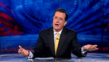 Stephen Colbert Under Attack For Asian Tweet