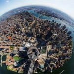 TIME takes 360-degree image from atop 1 World Trade Center