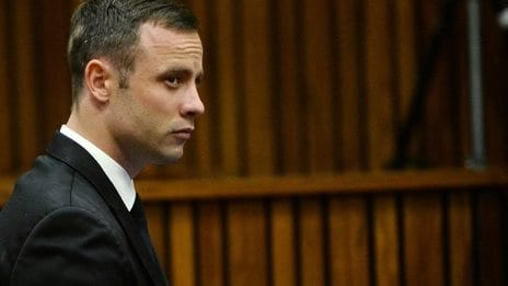The last of the WhatsApp messages shown in Pistorius Trial today