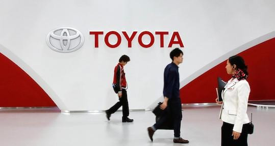 Toyota reaches $1.2 billion settlement with DOJ