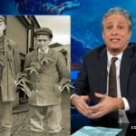 [VIDEO] Jon Stewart BLASTS Fox News for attacking food stamp recipients