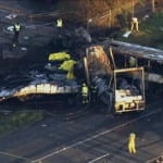 9 dead after tour bus, truck collide in Northern California