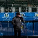 Boston Marathon starts amid tight security
