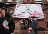 Boston honors marathon bombing victims
