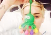 Miley Cyrus hospitalized with 'severe' reaction to antibiotics
