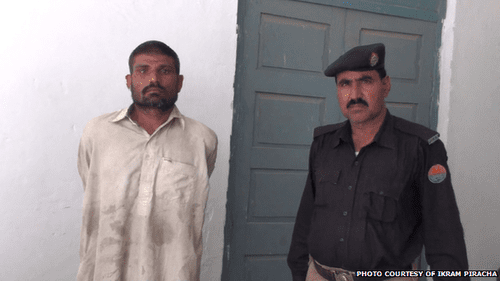 Pakistan police re-arrest cannibal after fears he ate child