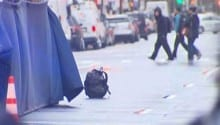 Police detonate bags left at Boston Marathon finish line
