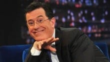 Stephen Colbert to succeed David Letterman as 'Late Show' host