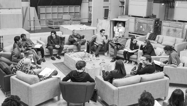 The 'Star Wars- Episode VII' Cast Has Been Announced