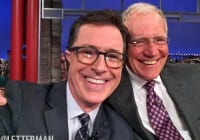 [VIDEOS] David Letterman Roast 'New kid' Stephen Colbert