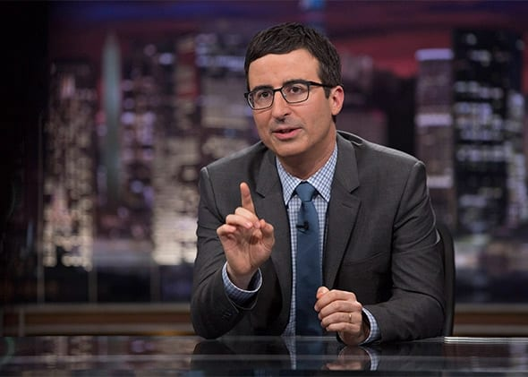 Watch  'Last Week Tonight with John Oliver'  Premiere Episode