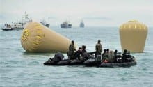 More bodies discovered in search of sunken South Korean ferry