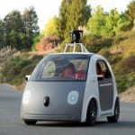 Google unveils self-driving car without steering wheel