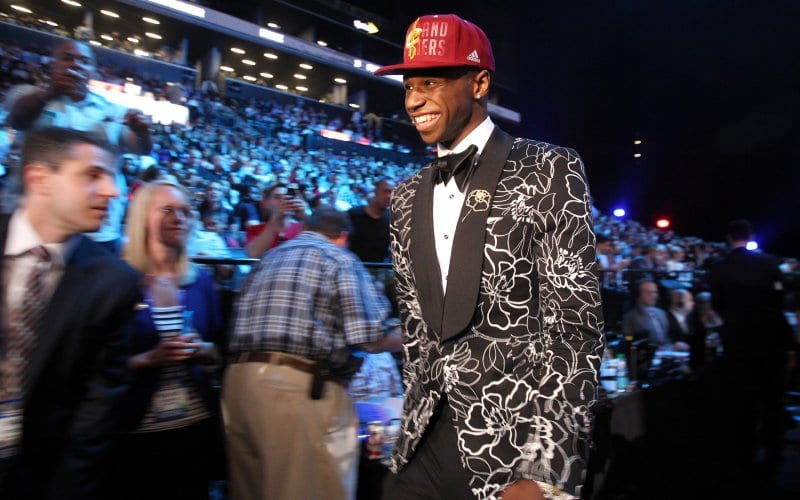 Andrew Wiggins is Top NBA Pick