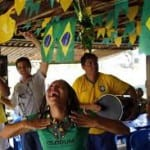 Brazil's World Cup win bests Super Bowl on Twitter