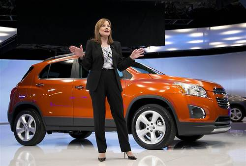 GM sacks more than a dozen workers after recall
