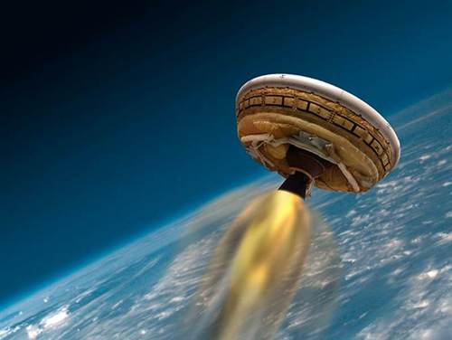 NASA postpones launch of flying saucer vehicle for fifth time