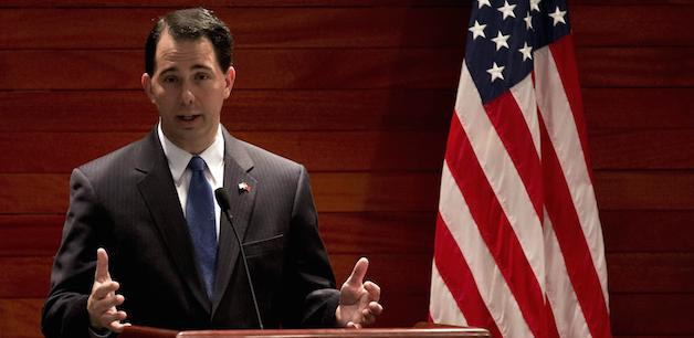 Scott Walker Part Of Criminal Investigation
