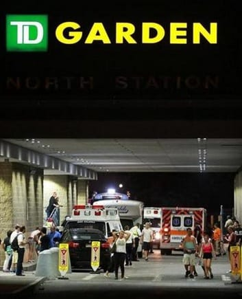 Boston EMS: Dozens hospitalized at TD Garden concert