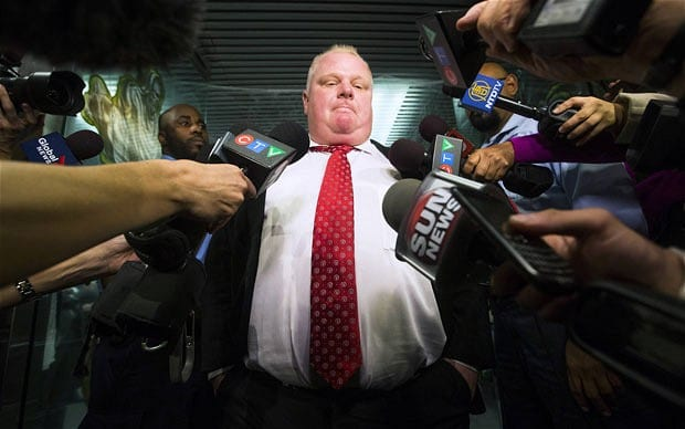 Toronto Mayor Rob Ford Returning to Office After Rehab