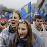 Ukraine signs historic deal with European Union