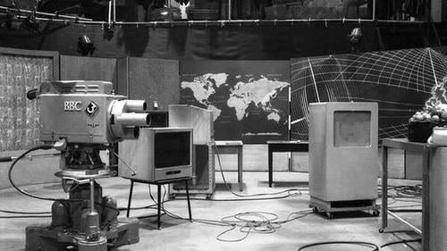 60th anniversary of the first BBC TV daily news broadcast
