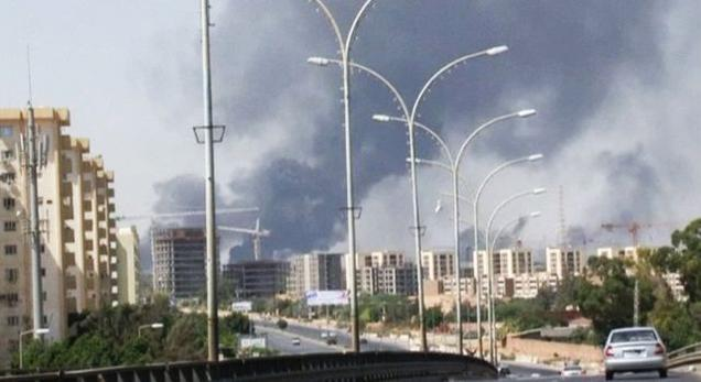 All US Embassy staff in Libya evacuated by land to Tunisia under security escort