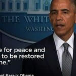 Barack Obama calls MH17 crash an outrage of unspeakable proportion