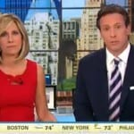 CNN Alisyn Camerota Fills in on 'New Day'
